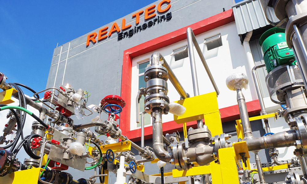 About Us - Realtec Engineering | Package Supply and